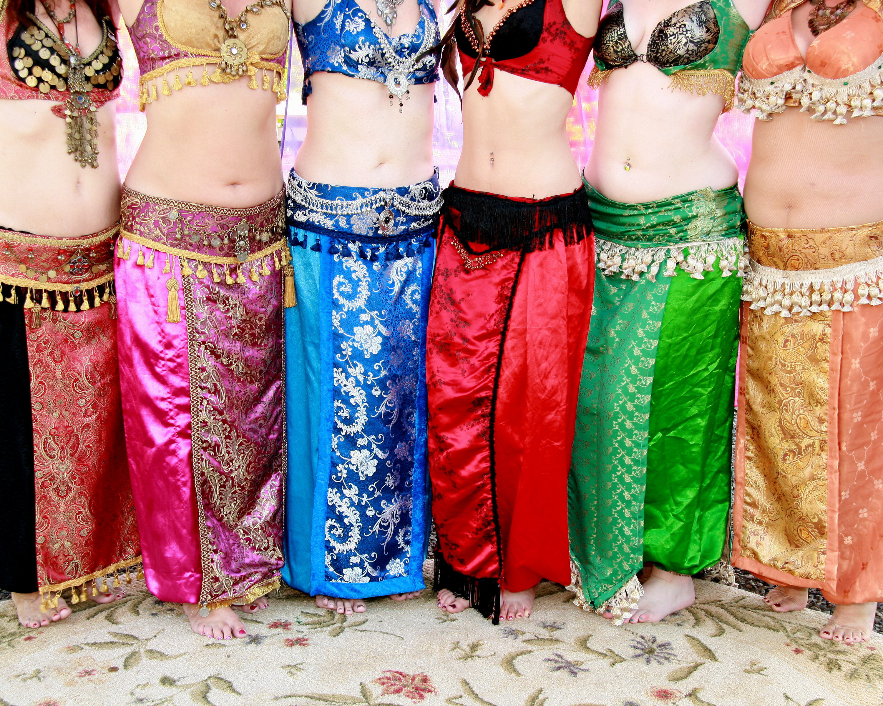 "Belly Dancers ""Rebellyon"""